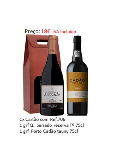 SORTIDO REF. 705  1x Dão Quinta do...